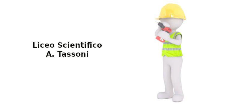 Liceo Scientifico A. Tassoni